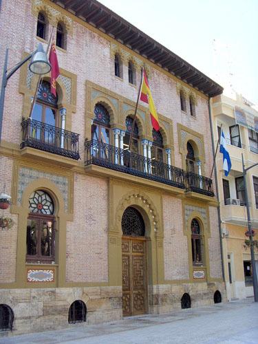 ayuntamiento _aguilas