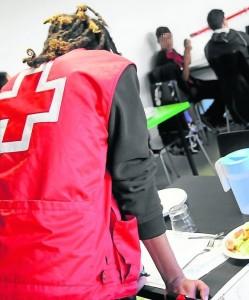 cruz roja lorca