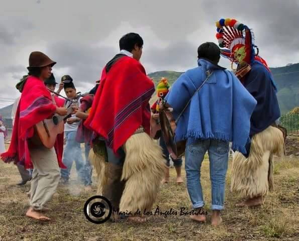 Inti Raymi Ecuador 2015
