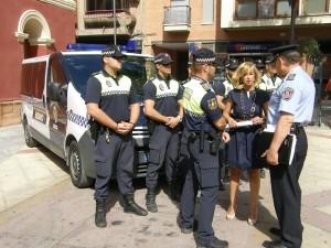 seguridad policial lorca