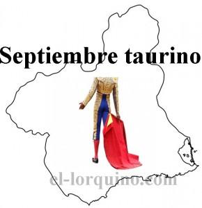 septiembre taurino