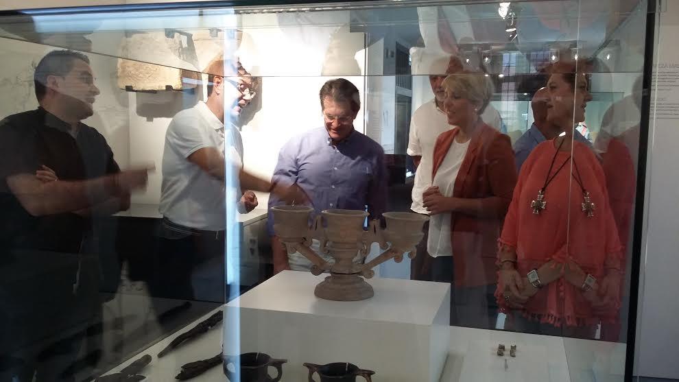 visita museo arqueologico