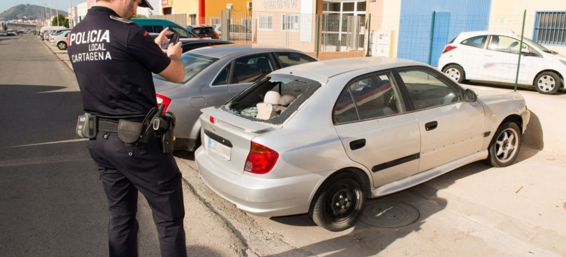 policia local cartagena