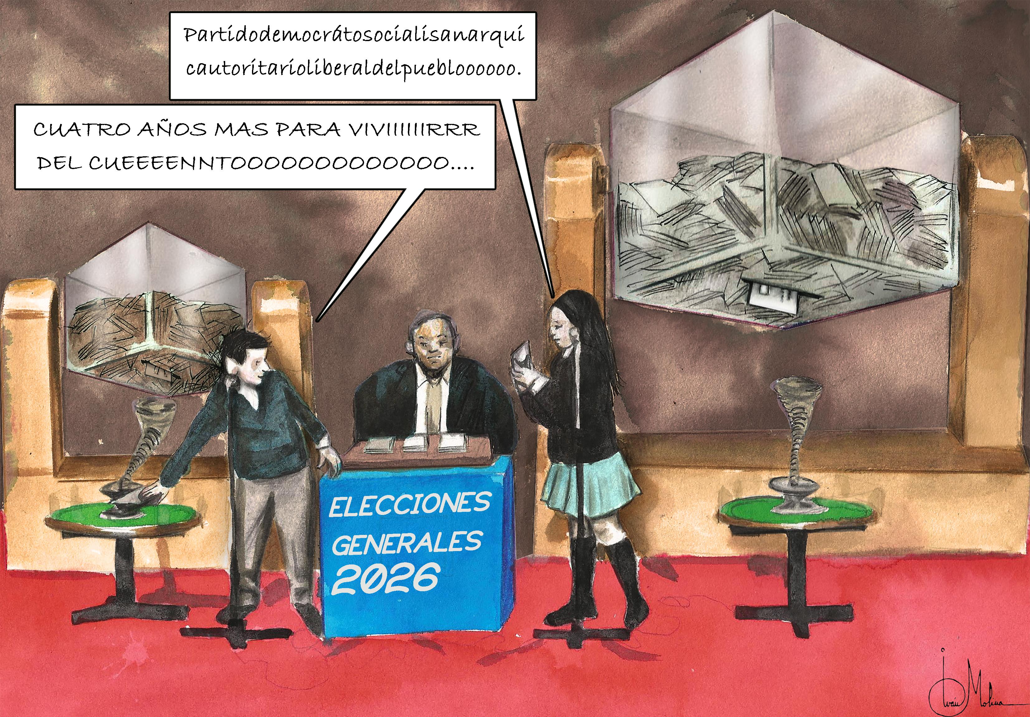 ilustracion final elecciones