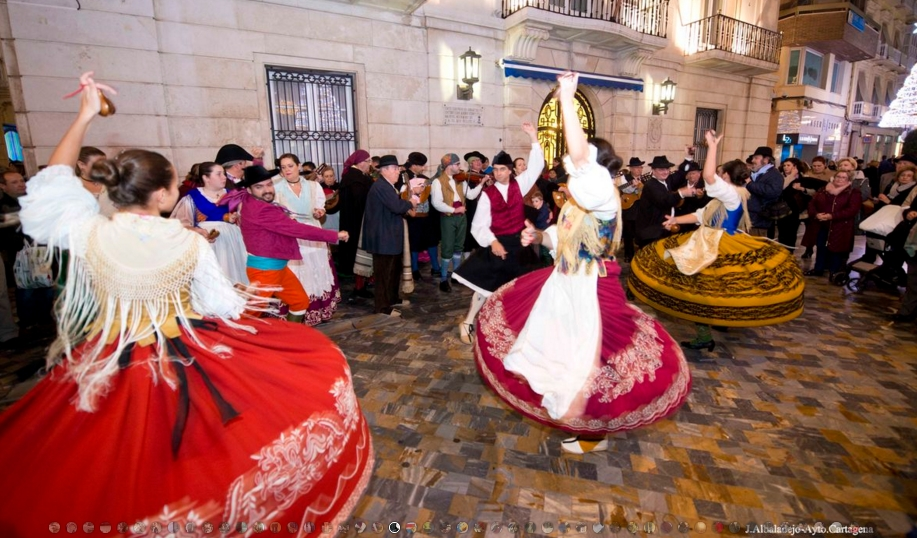 navidad cartagena