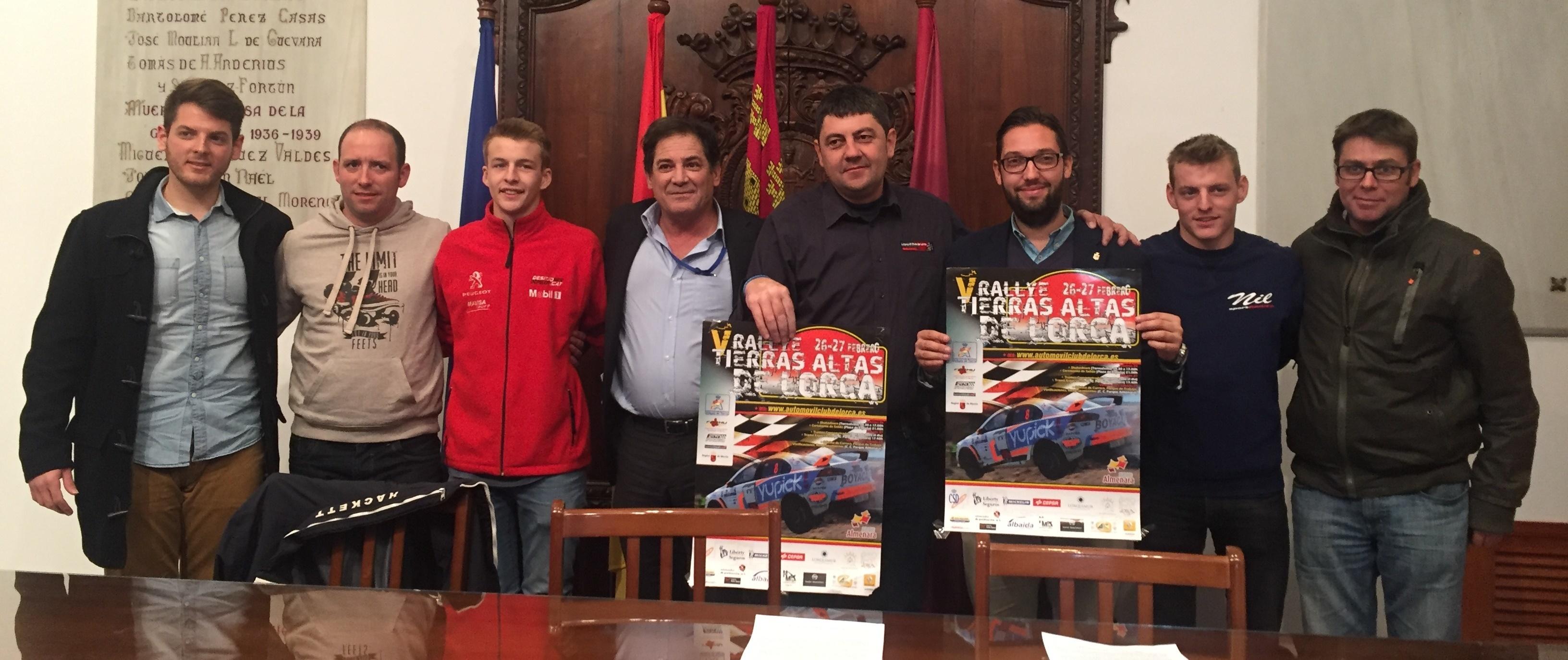 Rallye Tierras Altas