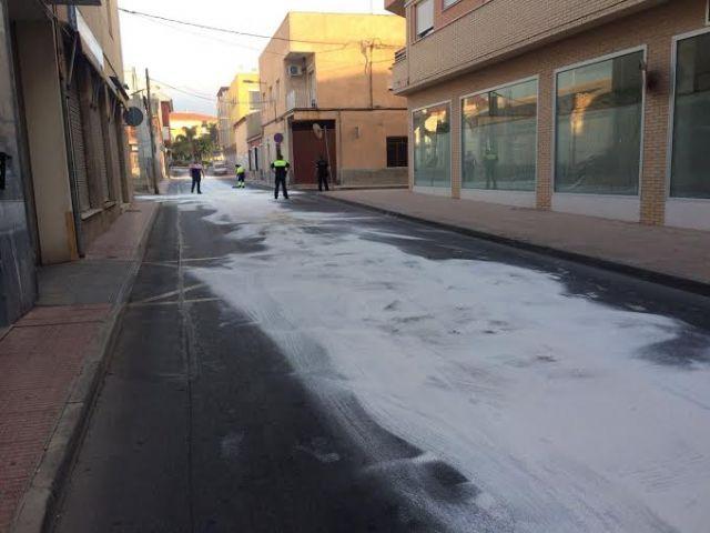 calle totana