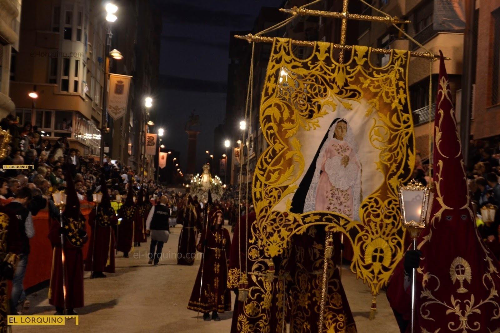 proeison viernes santo lorca 2016