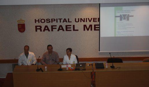 La esclerosis múltiple en Rafael Méndez de Lorca a debate