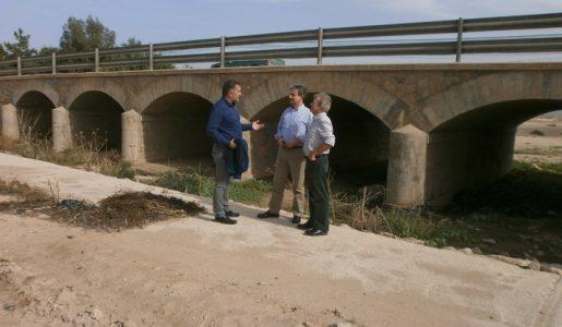 Mejorarán el drenaje de la rambla de Viznaga de Lorca
