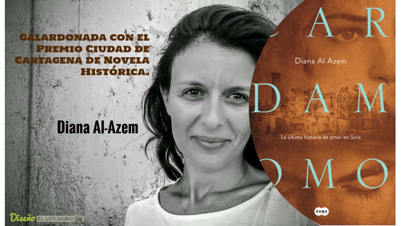 Resultado de imagen de diana al azem premio novela historica cartagena