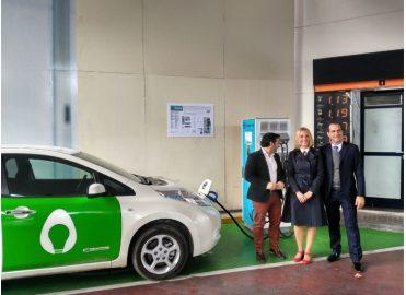 La Región duplica sus puntos de recarga para vehículos eléctricos