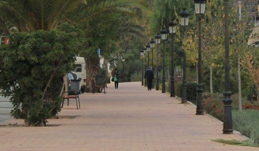 A licitación las obras de renovación urbanas del Barrio Virgen de las Huertas de Lorca
