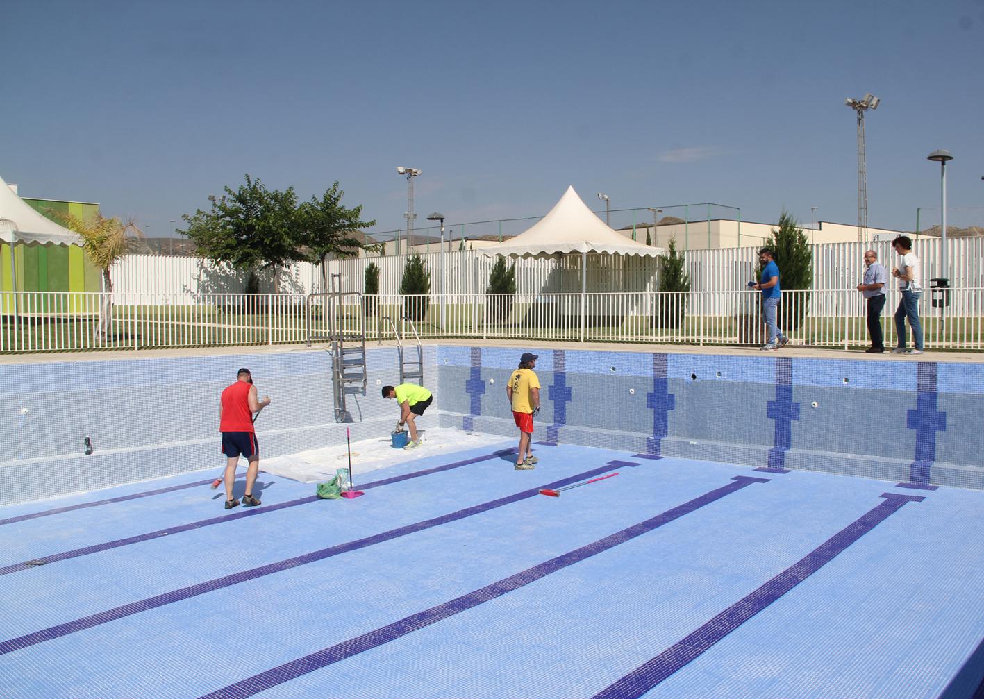 Piscinas for Cuando abren las piscinas