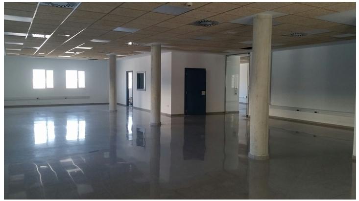 Euros en una nueva aula para la oficina del sef de for Oficina de turismo lorca