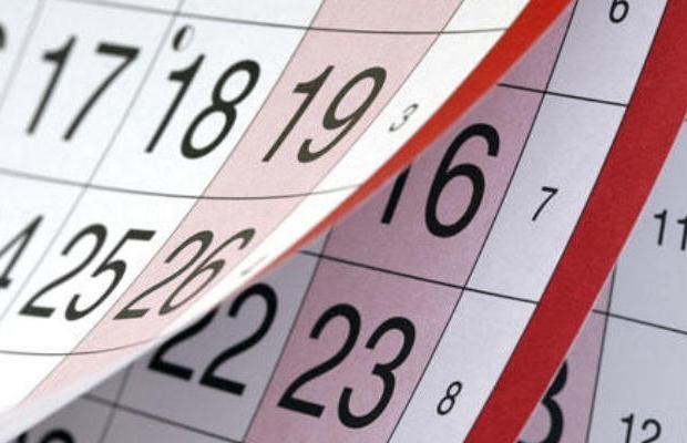Calendario Julio 1976.25 De Julio Y 10 De Diciembre Seran Festivos En Totana En 2019